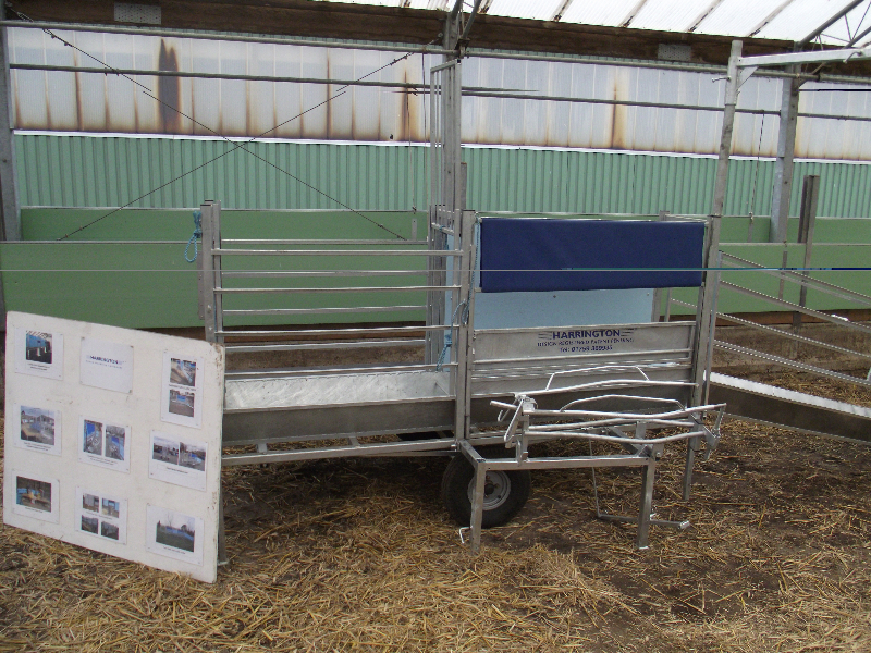 Demonstration Stand